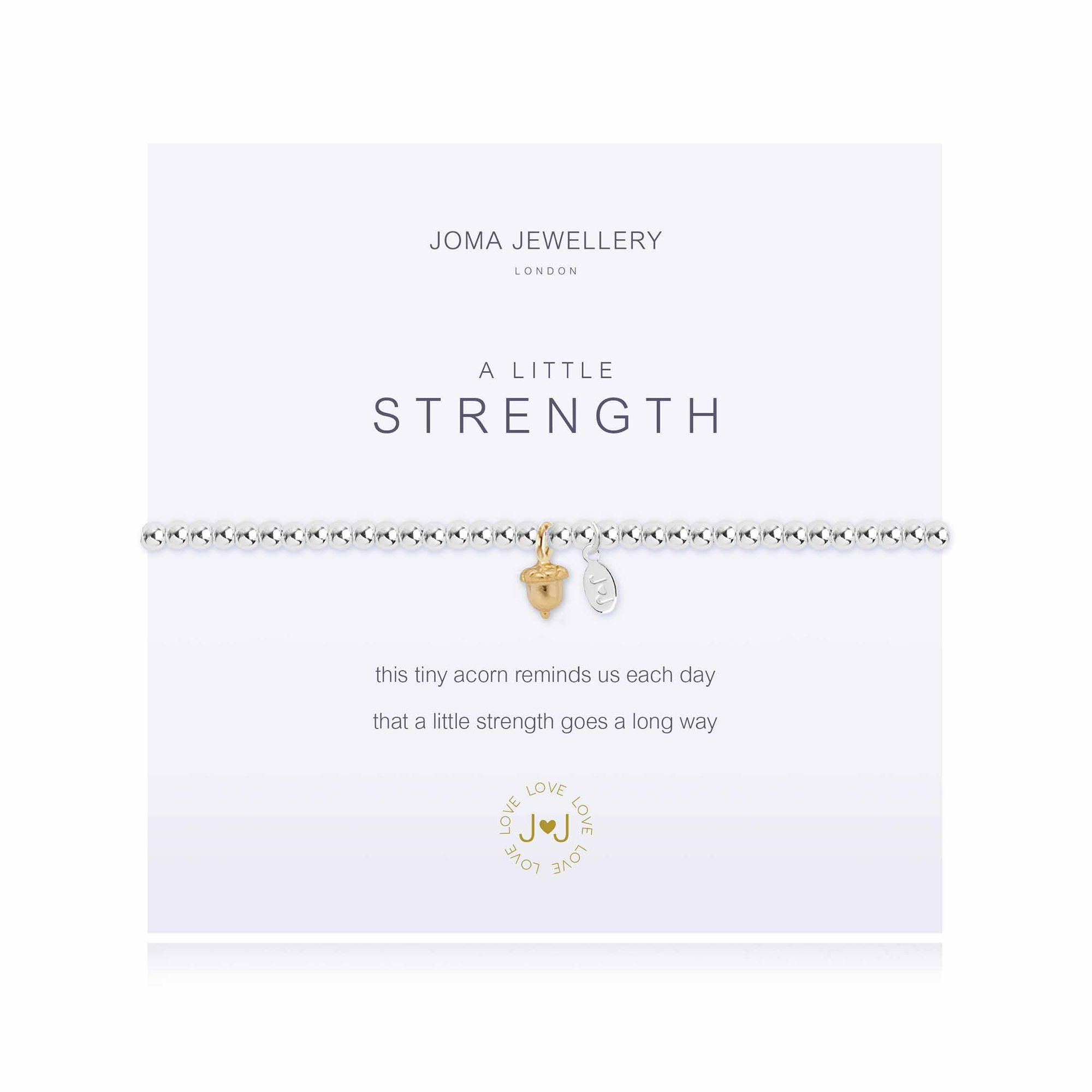 A Little Strength Bracelet - Wild Atlantic Living