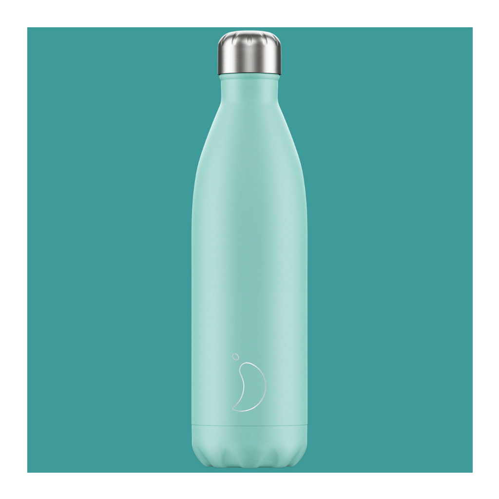 Chilly's 750ml Bottle - Pastel Green - Wild Atlantic Living