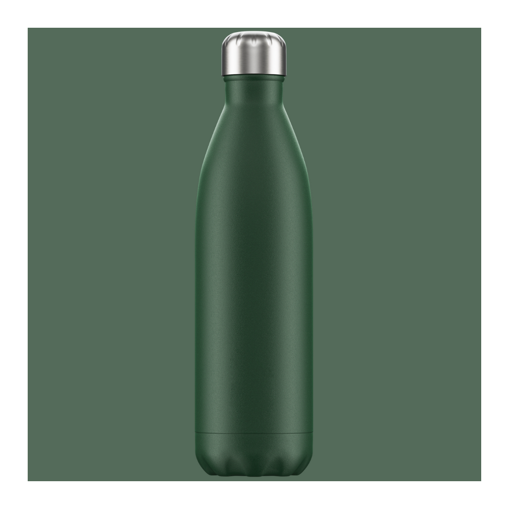 Chilly's 750ml Bottle - Green - Wild Atlantic Living