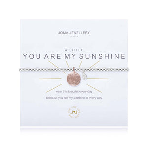 A little You are my Sunshine Bracelet - Wild Atlantic Living