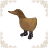 Ducky with Navy Floral Welly Boots - Small - Wild Atlantic Living