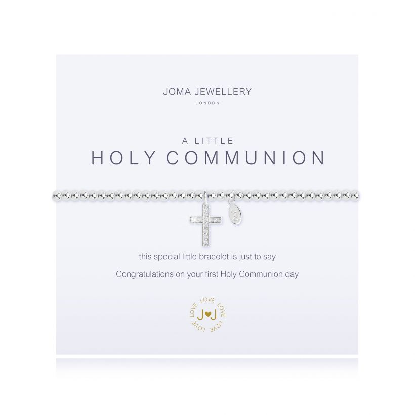 a little First Holy Communion  Bracelet - Wild Atlantic Living