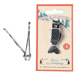 FISH-SHAPED NAIL CLIPPERS - Wild Atlantic Living