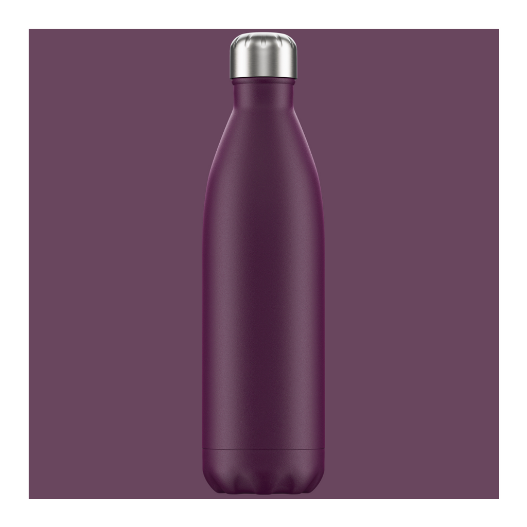 Chilly's 750ml Bottle - Purple - Wild Atlantic Living