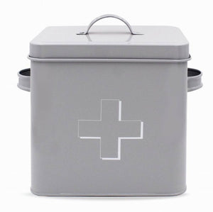 Grey Kitchen Collection First Aid Tin - Wild Atlantic Living