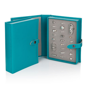 Little Book of Rings Teal