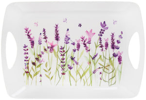 Set of 4 Lavender Garden Coasters - Wild Atlantic Living