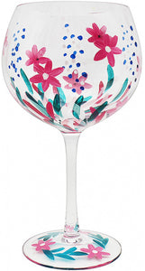 Gin Glass - Wild Flower - Wild Atlantic Living