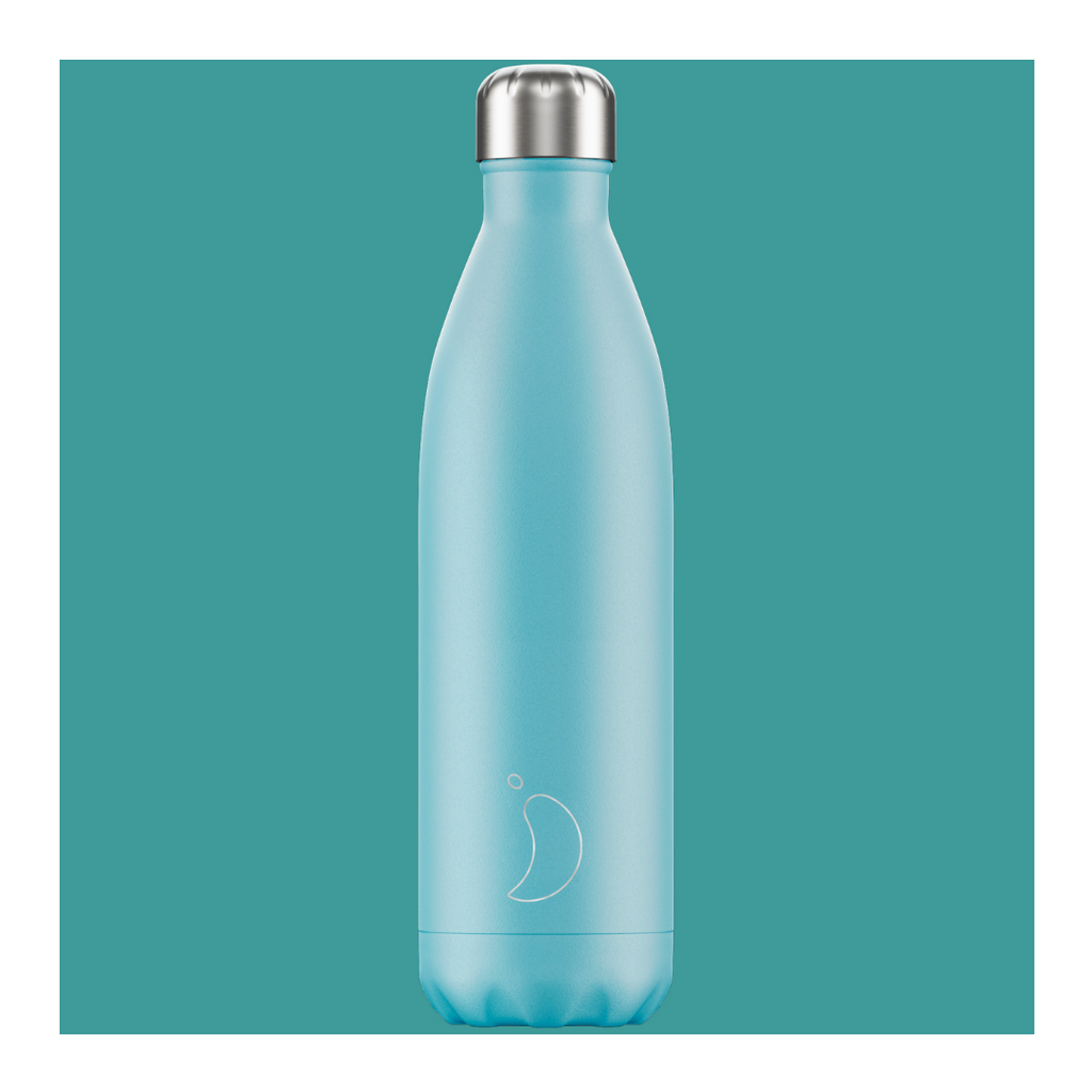 Chilly's 750ml Bottle - Pastel Blue - Wild Atlantic Living