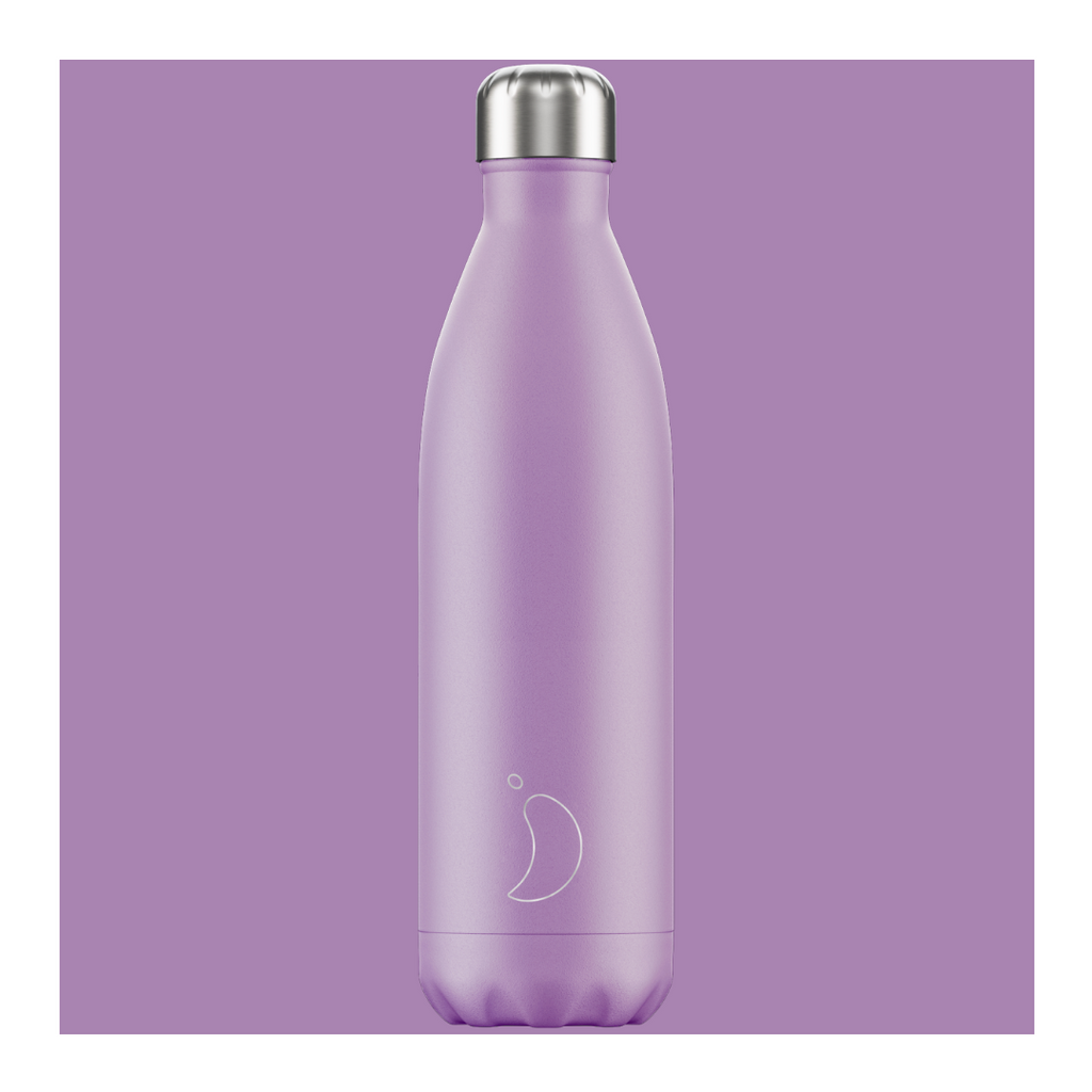 Chilly's 750ml Bottle - Pastel Purple - Wild Atlantic Living