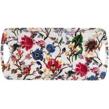 Floral Anthina Serving Tray -Medium - Wild Atlantic Living
