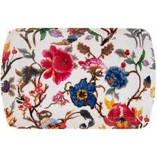 Floral Anthina Serving Tray - Small - Wild Atlantic Living