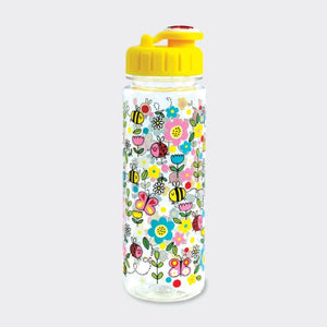 Floral Kids Water Bottle - Wild Atlantic Living