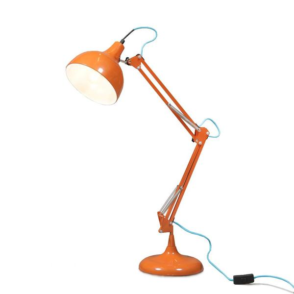 Orange Desk Lamp - Wild Atlantic Living
