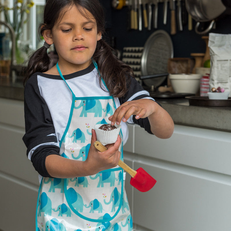 Childrens Apron Elvis The Elephant - Wild Atlantic Living