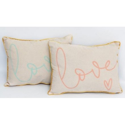 Love Cushions - Festival Vibes - Wild Atlantic Living