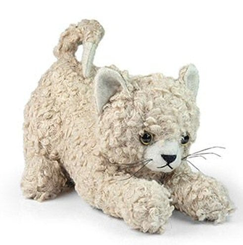 Cream Cat Doorstop - Wild Atlantic Living