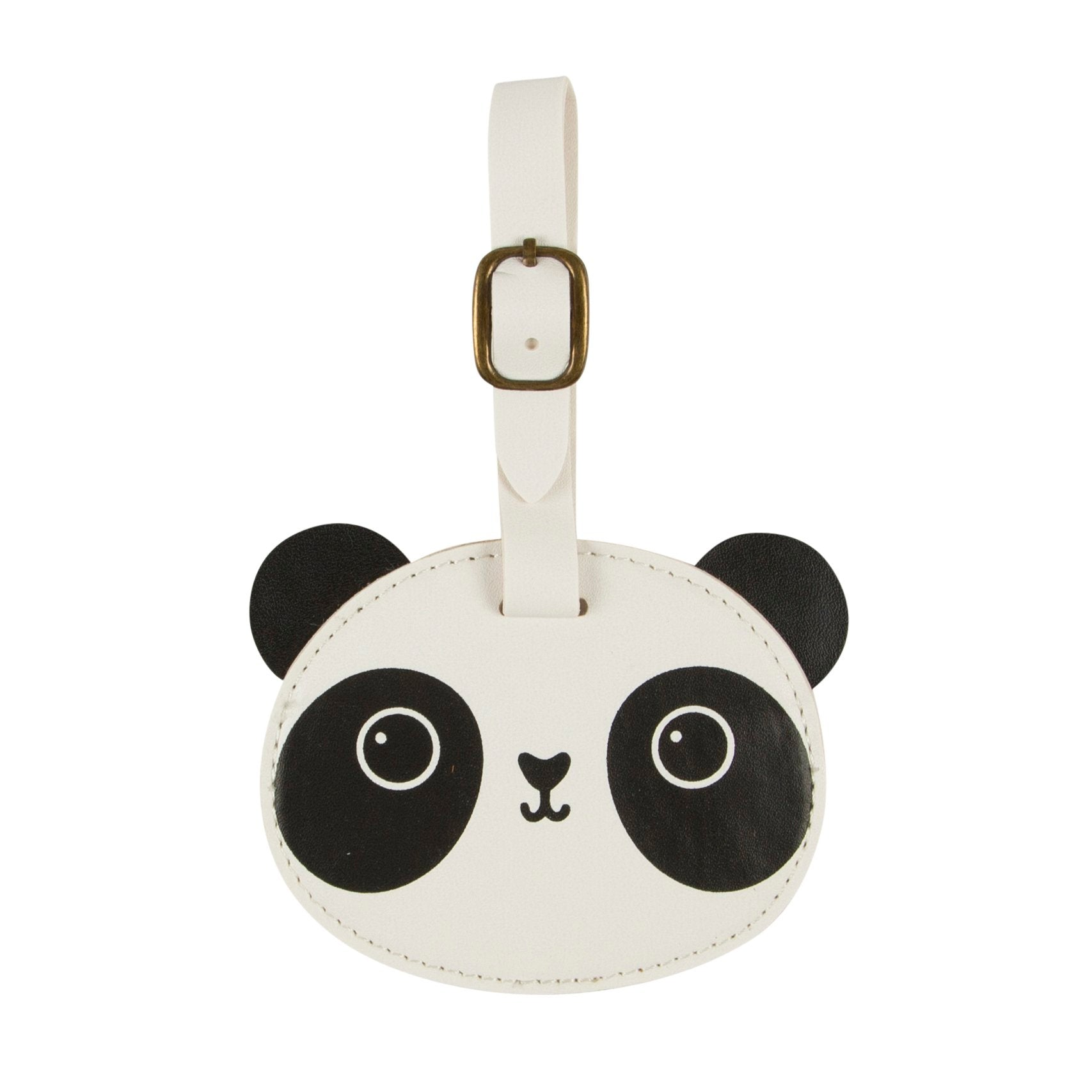 Aiko Panda Kawaii Friends Luggage Tag - Wild Atlantic Living