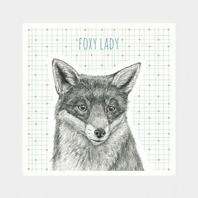 Foxy Lady Coaster - Wild Atlantic Living