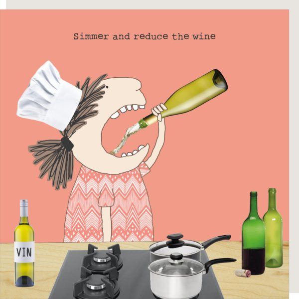 Card -  Reduce wine - Wild Atlantic Living