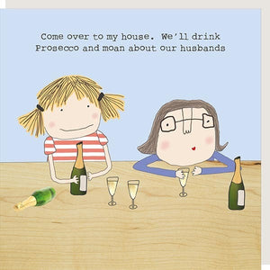 Card -  Moan Husbands - Wild Atlantic Living