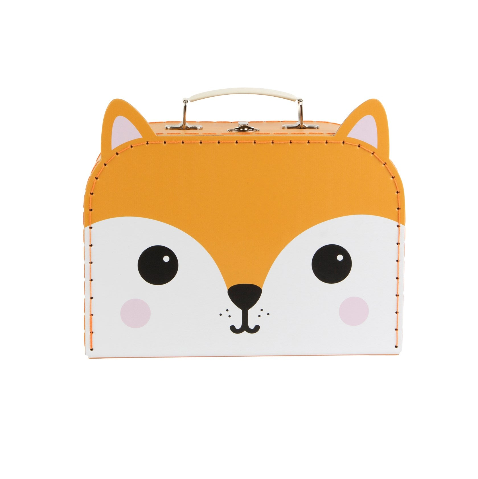 Hiro Fox Kawaii Friends Suitcases - Single Medium - Wild Atlantic Living