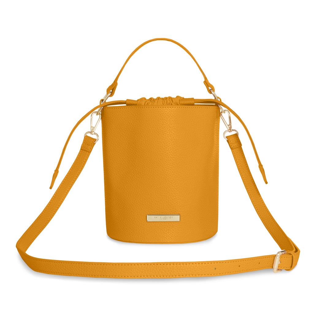 Amara Cross Body Bag Ochre - Wild Atlantic Living