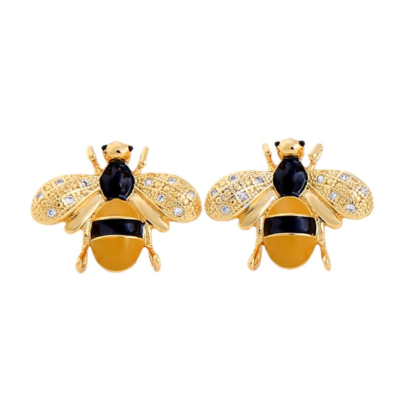 Original Bee Earrings - Wild Atlantic Living