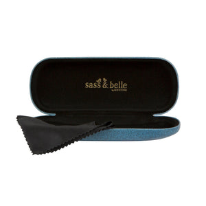 Patches & Pins Glasses Case - Wild Atlantic Living