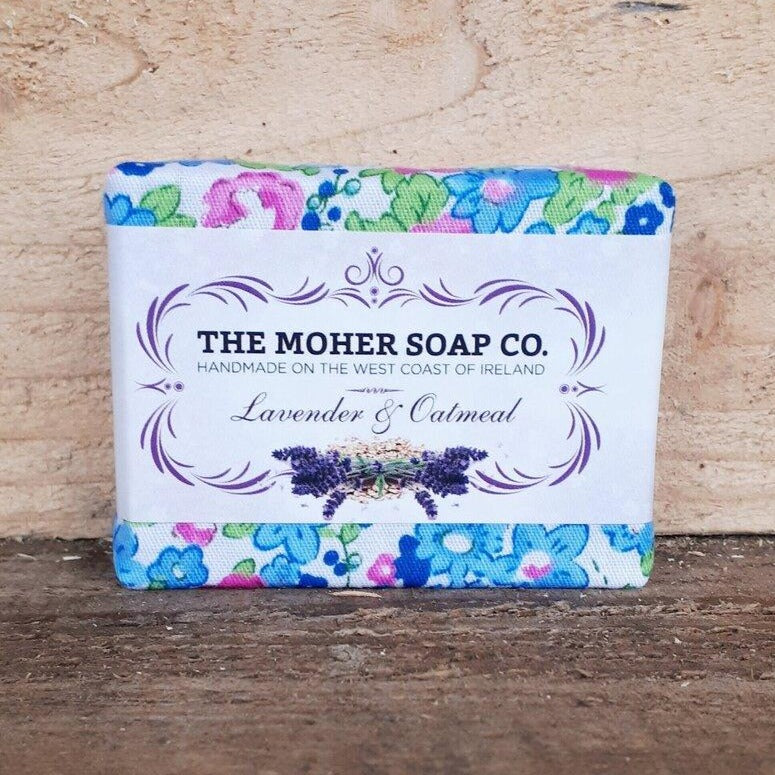 Lavender & Oatmeal Natural Soap