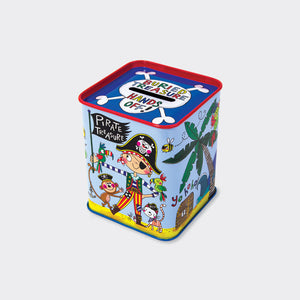 Pirates Treasure Money Box - Wild Atlantic Living