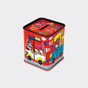 Beep Beep Money Box - Wild Atlantic Living
