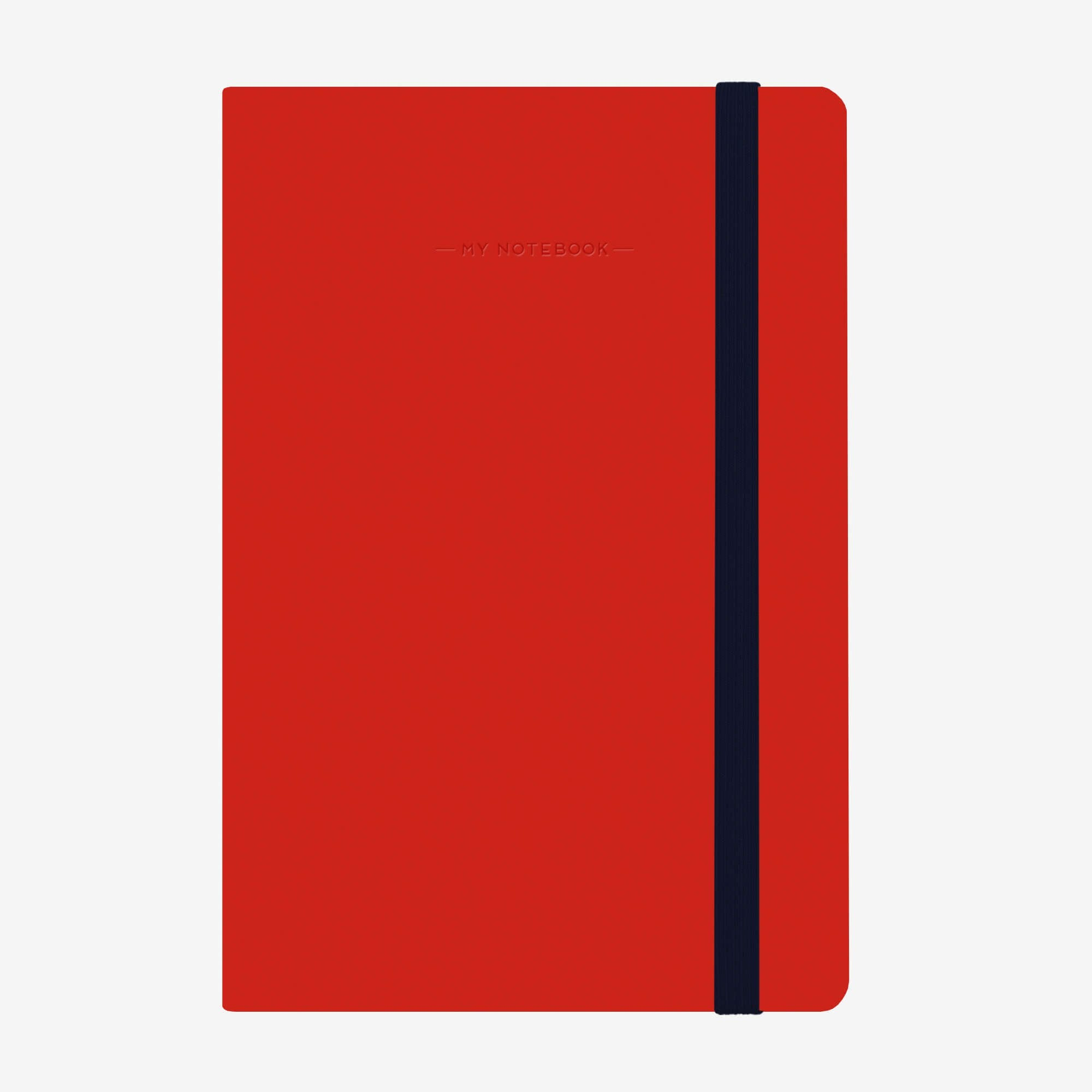 My Notebook - Red - Wild Atlantic Living