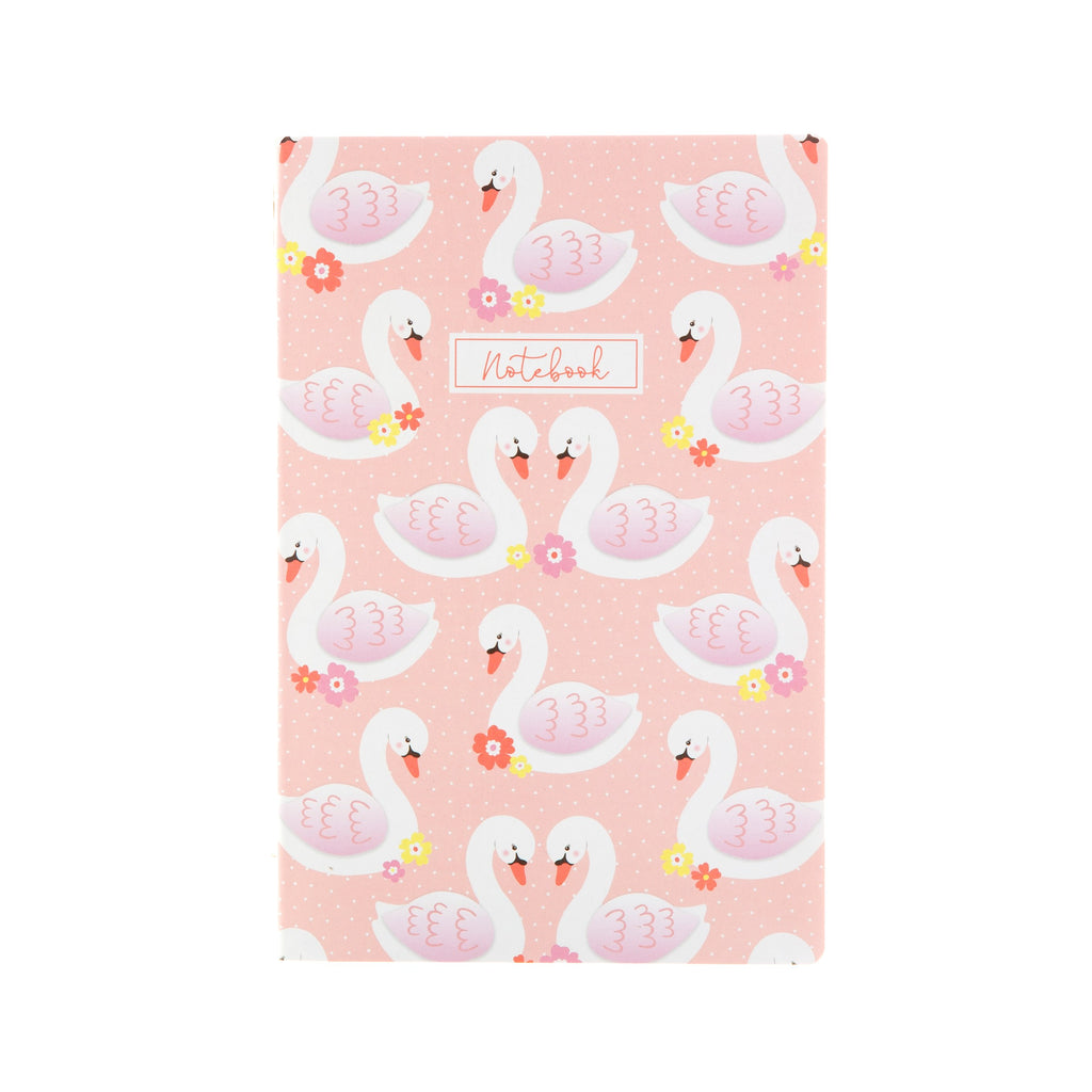 Freya Swan A5 Notebook - Wild Atlantic Living
