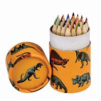 PREHISTORIC LAND COLOURING PENCILS (SET 36) - Wild Atlantic Living