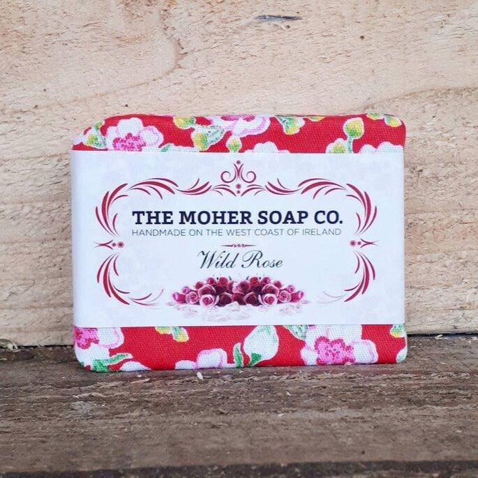 Wild Rose Natural Soap