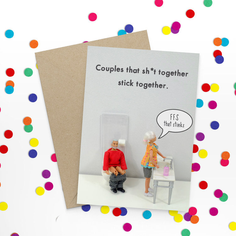 S*it Together Card