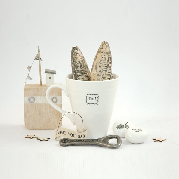 Dad Porcelain Mug - Wild Atlantic Living