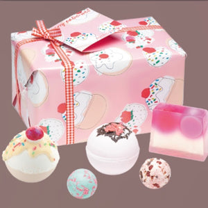 Cherry Bathe well gift pack