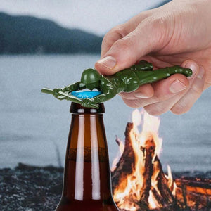 Soldier Bottle Opener - Wild Atlantic Living