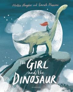 Girl and the dinosaur