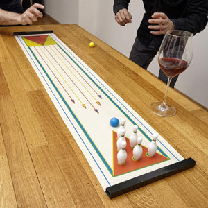 Table Top Bowling