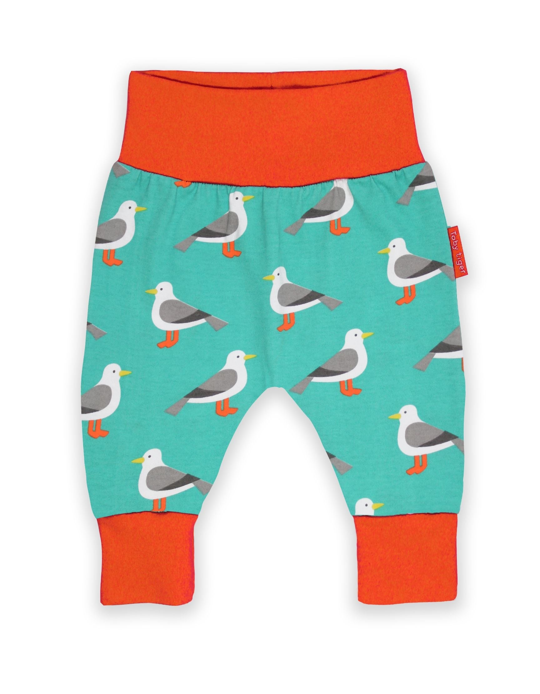 Organic Seagull Yoga Pants - Wild Atlantic Living