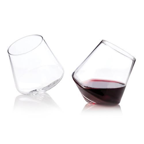 Rolling Wine Glasses - Wild Atlantic Living