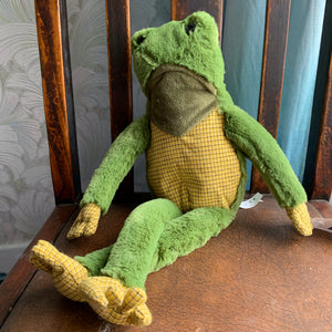 Frog Soft Toy - Wild Atlantic Living