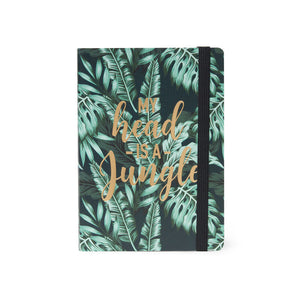 Medium notebook- Jungle