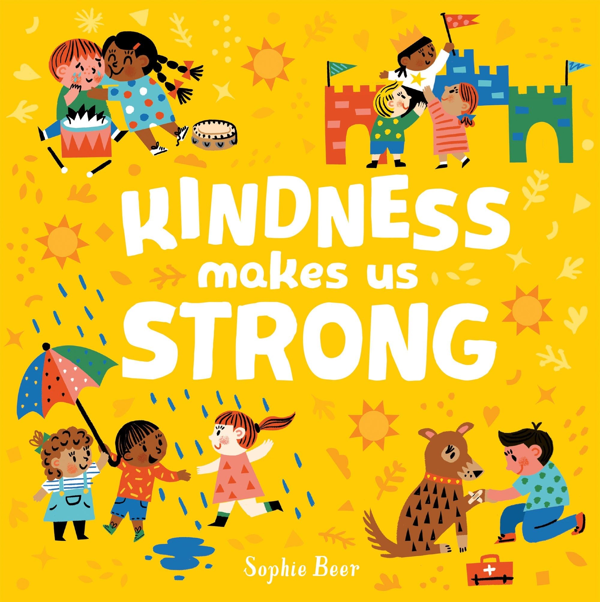 Kindness makes us strong (board)
