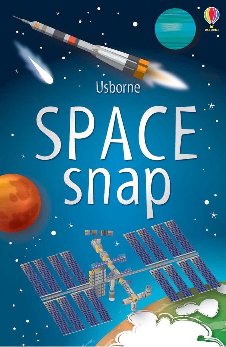 Space snap (cards)