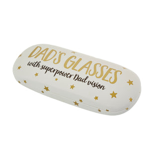 Dad's Superpower Glasses Case - Wild Atlantic Living