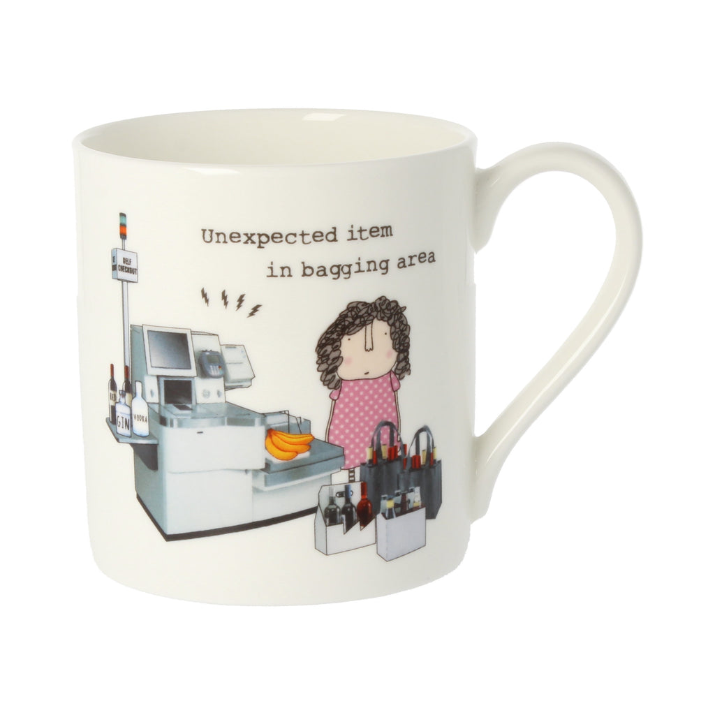 Bagging Area Mug - Wild Atlantic Living